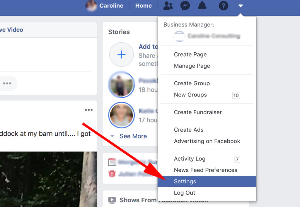 Unblock Someone On Facebook and Messenger – How do I view my blocked list?