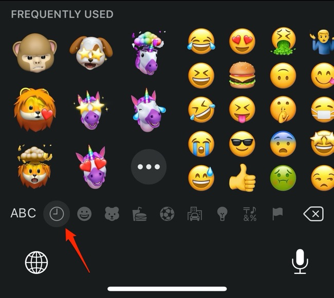 How to Remove Emoji Stickers from Keyboard - Clear Frequently Used Emojis