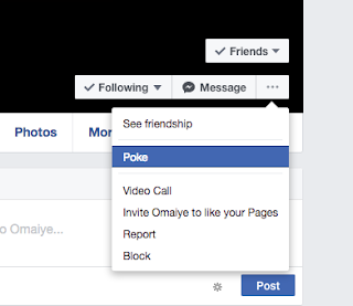 Poke Back Meaning in Facebook - Poking On FB