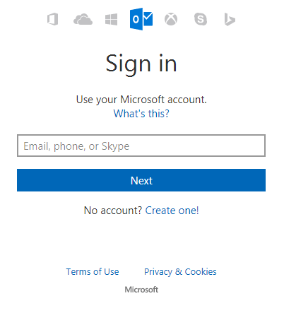 How To Access Hotmail com sign in Homepage | Hotmail .com sign in 2020 | Hotmail login sign up | Hotmail - The Fittest and Oldest Mailing Service