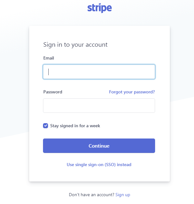 www.stripe.com - How To Sign Up Stripe Account | Create your Stripe account - Stripe Sign In - Login Stripe Account