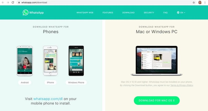 WhatsApp For computer - WhatsApp's Desktop Version Download - How To Download WhatsApp On PC